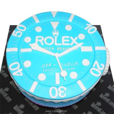 Rolex Watch Cake - 5.5lb