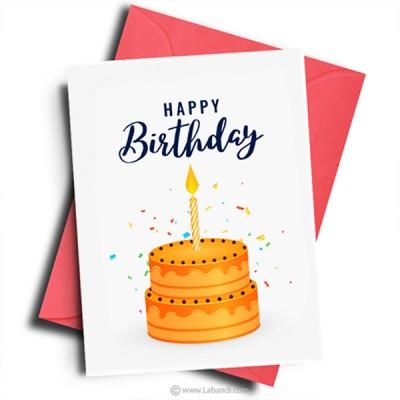 Birthday Card -32