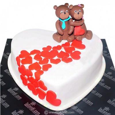 Forever Together Cake - 2.2lb