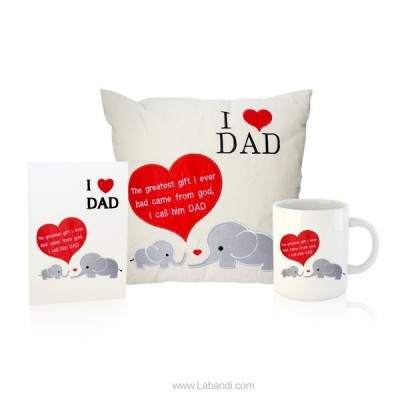 I love Dad Gift Pack