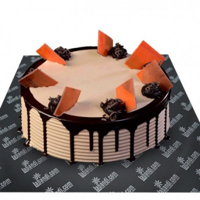 Chocolate Cream Cake  - 2.2lb