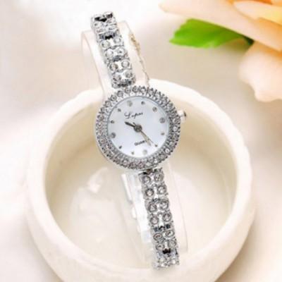 Lvpai Brand Watch (Silver)