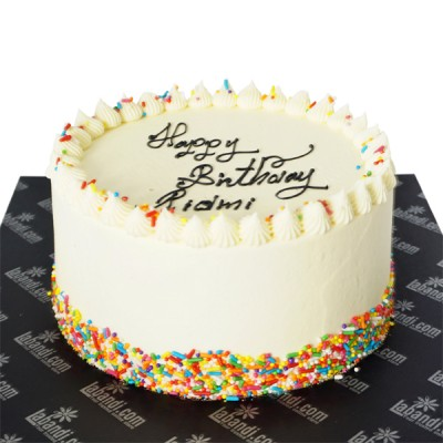Birthday Joy Cake - 1kg