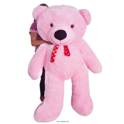 Life Size Teddy Bear - PINK