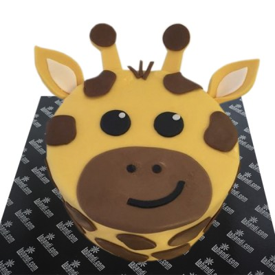My Little Giraffe Cake