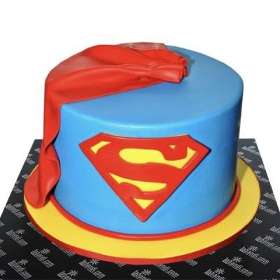 Best Superman Cake