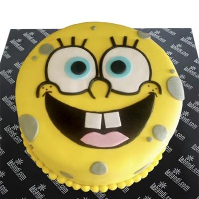 Spongebob Cake -2.2lb