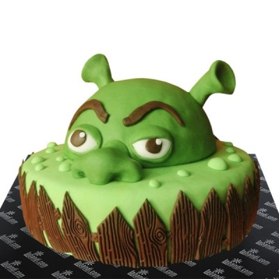 Shrek Cake - 4.4lb