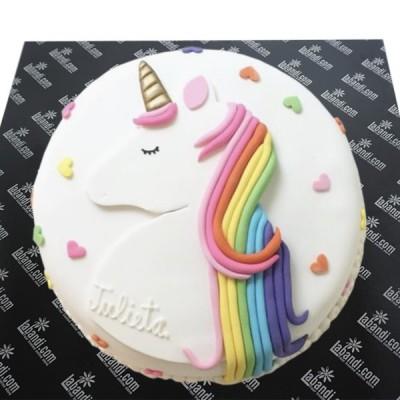 My Best Unicorn Cake - 4.4lb