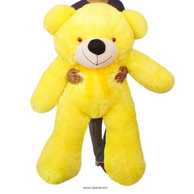 Jumbo Yellow Bear - 3.5 Feet