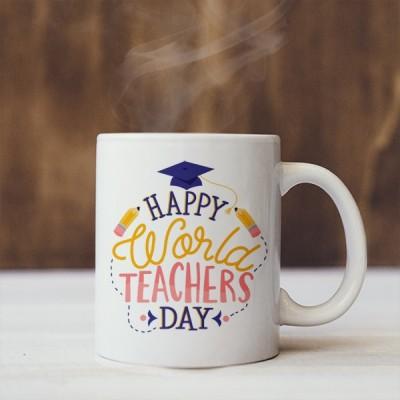 Teacher's Day Mug 08
