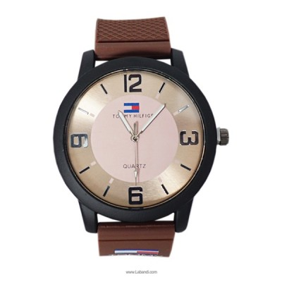 Tommy Hilfiger Brown gold