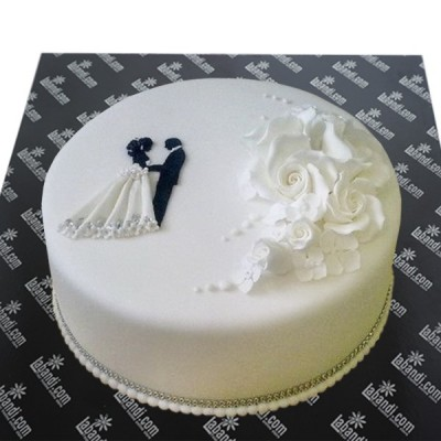 Our Special Day Cake