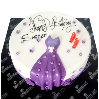 Second Blessing Cake