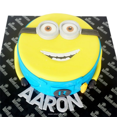 Minion Lovers Cake