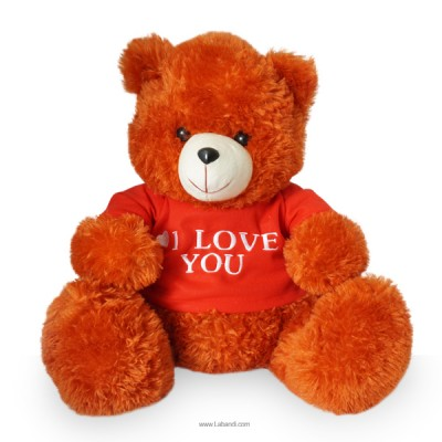 I Love You Beary Much Teddy