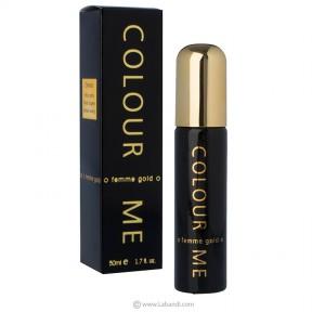 Colour Me Edp Femme Gold...