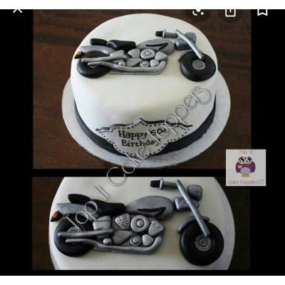 Bike Cake - 2KG