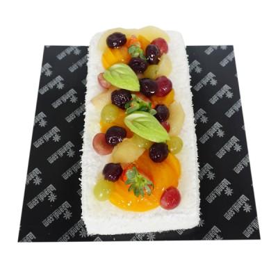 Dedicated and fruit cake
