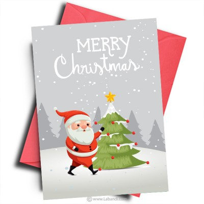 Christmas Card - 34