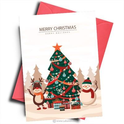 Christmas Card - 35