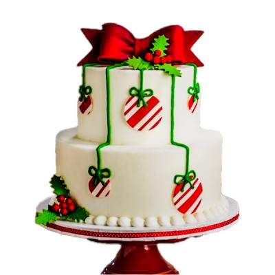 christmas wishes Cake