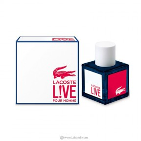 Lacoste Live Male (Edt) -100ml