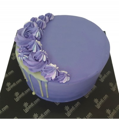 Love of Purple  Cake