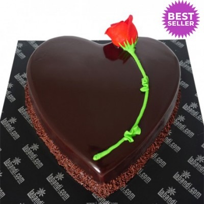 Specially For You Fudge Cake