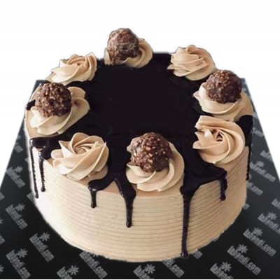 Ferrero Four Secret Cake