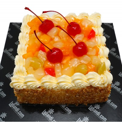 Fruit Delight Gateau