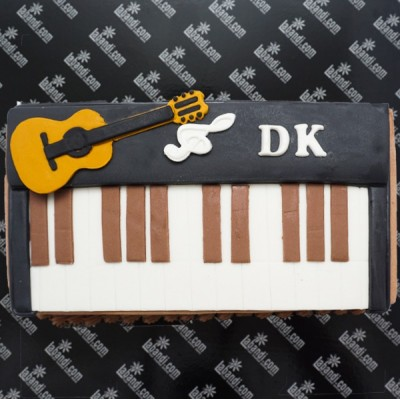 Music Life Cake