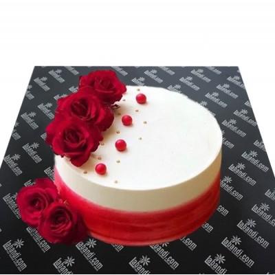 Fragrant Roses Cake