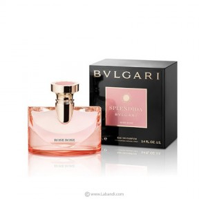Bvl Splendida Rose Rose Edp...