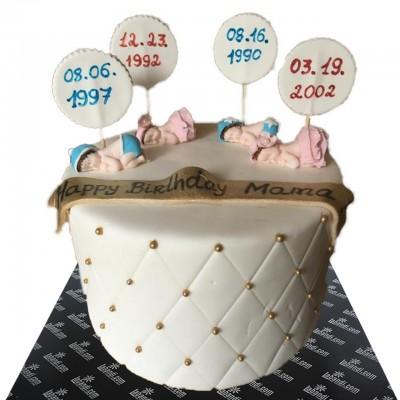 Mom's Memory Cake