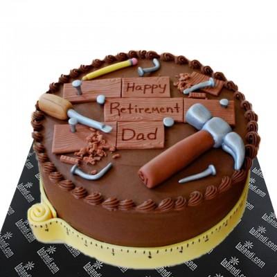 Dad's Tool Kit Cake