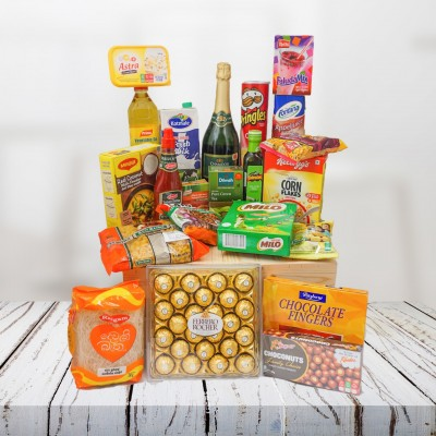 Platinum hamper X - Mass