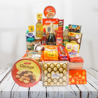 Gold Hamper X - Mass