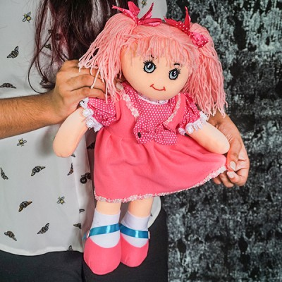 Pink Princess Doll
