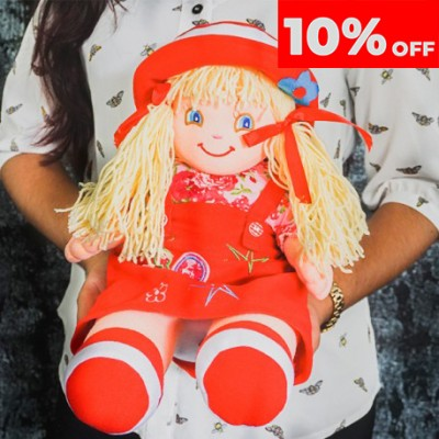 MY Red Doll