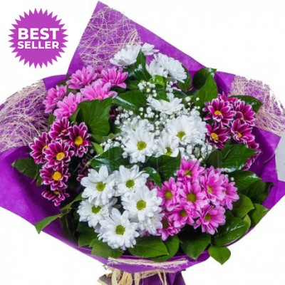 Angel Hand tied Bouquet