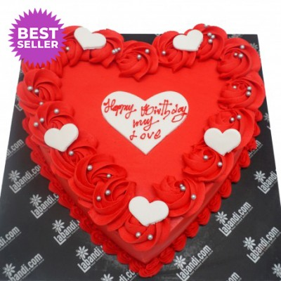 Sentiment Heart Cake