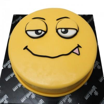 Emoji emoji drunk cake