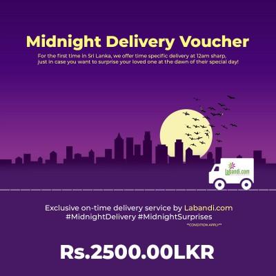 Midnight Delivery Voucher