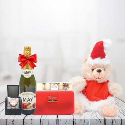Santa's Gift Pack For Her