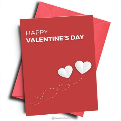 Valentine Day Card - 01