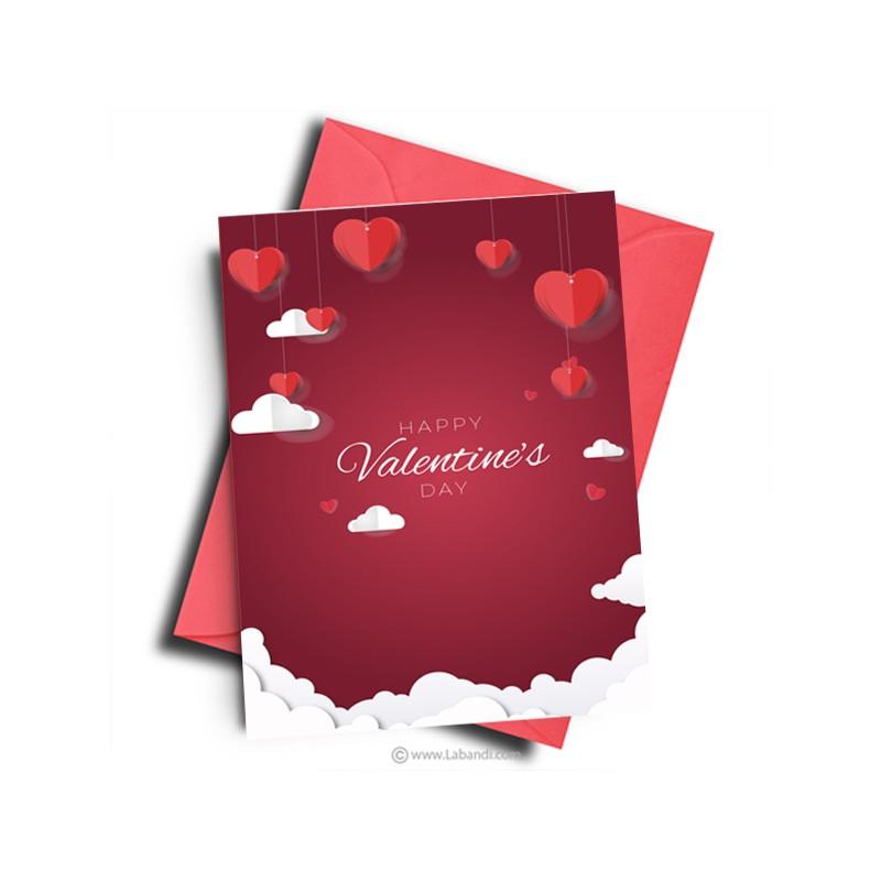valentine day card  02