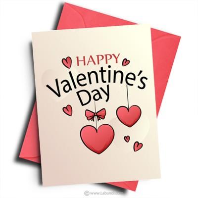 Valentine Day Card - 03