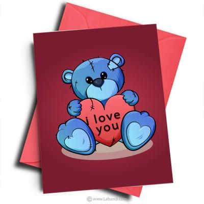 Valentine Day Card - 04