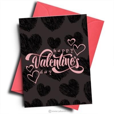 Valentine Day Card - 06